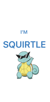 cover SQUIRTLE