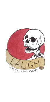 cover LAUGH
