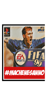 cover MACHENESANNO - FIFA 99