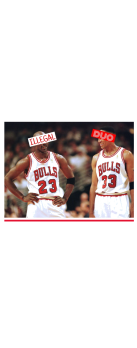 cover ILLEGAL - JORDAN & PIPPEN