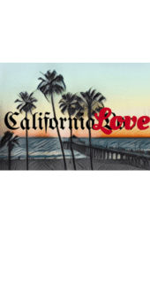 "cover ""California Love"""