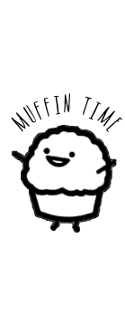 cover muffin t-shirt