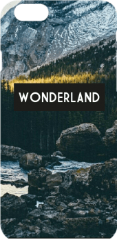 cover wonderland river