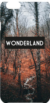 cover wonderland forest