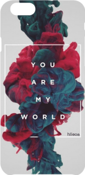 cover you are my world