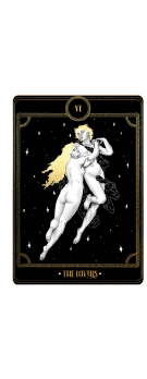 cover Tarot Cards - The Lovers