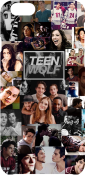cover Teen Wolf Cover - Logo