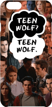 cover Teen Wolf Cover