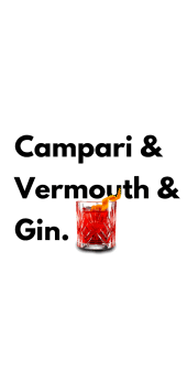 cover Negroni