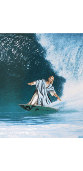 cover Surfing Jesus