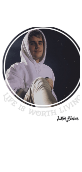 cover Life is worth living!