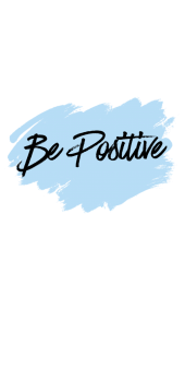 cover Be Positive