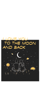 cover I love you to the moon and back