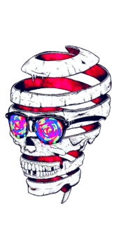 cover HipsterSkull®