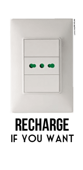 cover recharge if you want