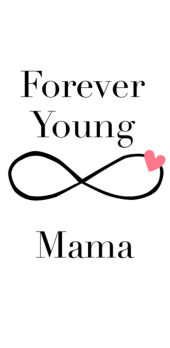 cover Forever Young Mama