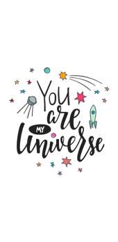 cover you are my universe