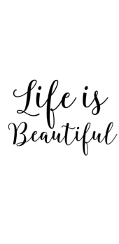 cover Life is Beautiful