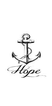 cover Hope shirt