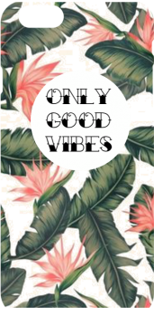 cover Only Good Vibes