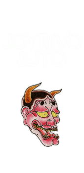 cover Joy Rivo & Jto JD