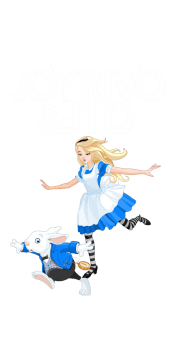 cover Joy Rivo & Jto Wonderland