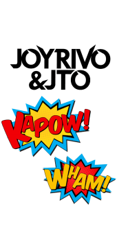 cover Joy Rivo & Jto Pop heroes
