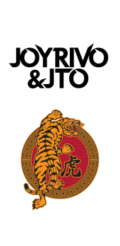 cover Joy Rivo & Jto Tiger O