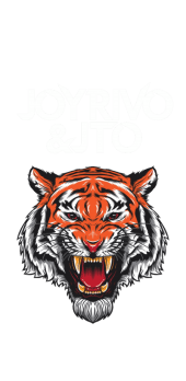 cover Joy Rivo & Jto Tiger Head