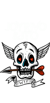 cover Joy Rivo & Jto WTF Black