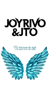 cover Joy Rivo & Jto Bluwings W