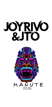 cover Joy Rivo & Jto Manute release