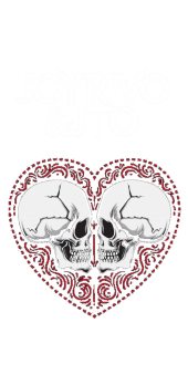 cover Joy Rivo & Jto 2 Skull 1 Heart