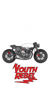 cover Joy Rivo & Jto Café Rebel B