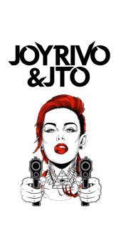 cover Joy Rivo & Jto 2 Ladygun