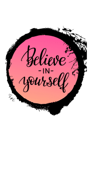 cover 'Believe in yourself' collection