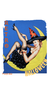 cover Retro Halloween IV