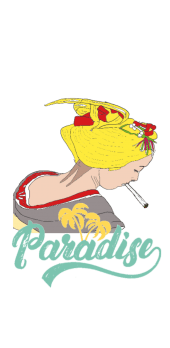 cover Geisha in Paradise!!!