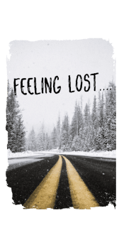 cover feeling lost