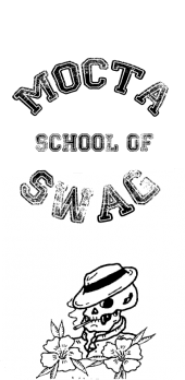 cover Mocta school of Swag