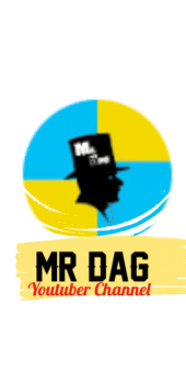 cover Mr Dag Youtuber