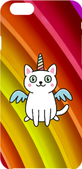 cover cover cat unicorn