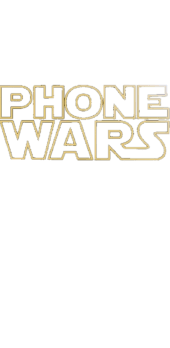 cover PHONE WARS