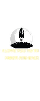 cover love you to the moon and back