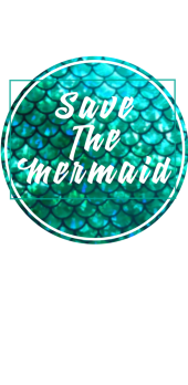cover save the mermaid