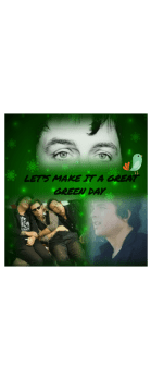 cover Let' make it a great green day