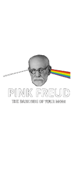 cover Pink Freud - Dark Side of Your Mom