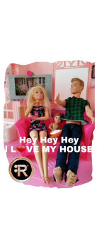 cover Racestyle I LOVE MY HOUSE