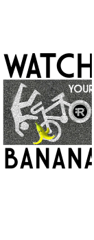 cover Racestyle® WATCH YOUR BANANA