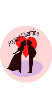cover happy valentine